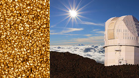 Jako bychom byli u Slunce, těší se astronom Jan Jurčák ze snímků nového teleskopu