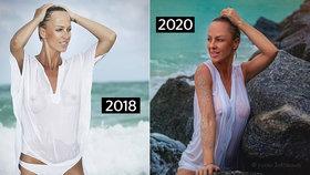 Sexy Belohorcová JE ukázala! Má to ale jeden nepřehlédnutelný háček