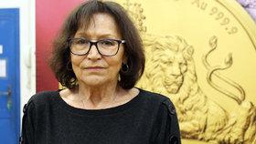 Marta Kubišová přiznala, že je na dně! Mrtvá knihu nenapíšu, vzteká se