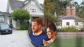 Další přesun a opět přepychové sídlo?! Harry a Meghan chtějí opustit Kanadu!