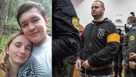 Vrah Kuciaka (†27) a jeho snoubenky (†27): Ví, kdy bude vyřčen jeho ortel