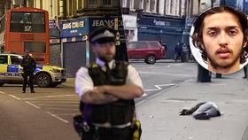 Terorista (†20) z Londýna schvaloval popravy a znásilnění. Přítelkyni naváděl zabít rodiče