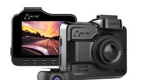 Autokamera pečlivě zdokumentuje nejen zahraniční dovolenou