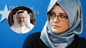 """Novináře Chášukdžího rozřezali na kusy. """"Saúdům projde všechno,"""" pění snoubenka"""