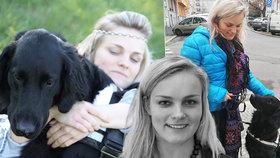 """Zemřel jí parťák a pomocník! Hendikepovaná Tereza (32)  potřebuje nového: """"Život bez psa si nedovedu představit"""""""