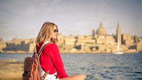 Zlatý ostrov ve Středomoří je svět sám o sobě