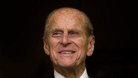 Krutý vtip na účet prince Philipa: Kdosi oznámil jeho úmrtí na koronavirus