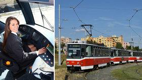 """""""Vrchní, prchni"""" s tramvají. V Bratislavě prý řádí falešná třináctiletá řidička"""