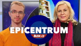Tajnosti u koronaviru, šmírácký Avast i hádka o stavební zákon v Epicentru