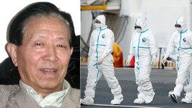 Lékař upozornil na epidemii SARS. V Číně je v domácím vězení a má zápal plic