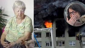 Emílii z Prešova spálil oheň po výbuchu na prach: V troskách paneláku teď našli kosti!