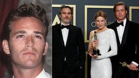 Trapas na Oscarech: Zapomněli na Luka Perryho (†52) alias Dylana z Beverly Hills!