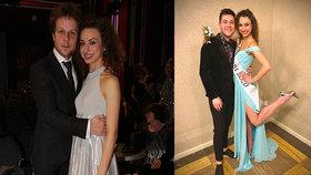 Krásná tanečnice Otáhalová měla maturák! Kdo z kolegů ze StarDance dorazil?