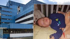 Milánkovi (3) s leukemií zbývají tři měsíce. Nemoc se mu vrátila, hledá se dárce kostní dřeně