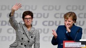 Nástupkyně Merkelové končí, selhání padá i na hlavu poroučející se kancléřky