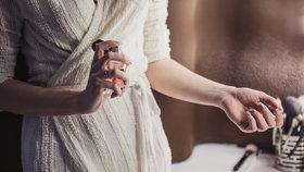 Nejlepší parfémy na valentýnské rande: Jakou vůní ho okouzlíte?