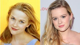 Slavné matky a jejich dcery ve stejném věku: Podívejte se, jak jsou si podobné!