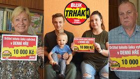 Superhra Blesku Trhák se vrací: Vyhrát můžete až 50 tisíc korun! Už v pátek!