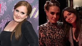 Adele všem na Oscarech vyrazila dech: Hubená jako nikdy dřív!
