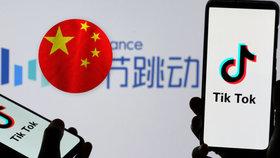 Špehuje nás Čína přes TikTok? Fischer ocenil opatrnost, kyberúřad sociální síť neřeší