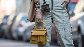 Jak si vybrat kabelku? Napoví vám typ vaší postavy. Koukněte na naše tipy na nákup!