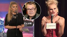 Vdova po oscarovém režisérovi Formanovi (†86): Vystupuje jako blbá blondýna!