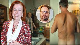 Langmajer v komedii Chlap na střídačku ukázal nádobíčko Janžurové! Jen zamrkala...