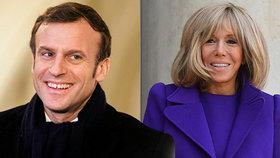 Brigitte je pro Macrona poklad: První dáma umí prezidentovi i vyčinit, řekl poslanec