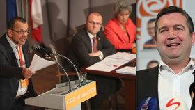 Foldyna vyostřil spor s vedením ČSSD, bouchne dveřmi? Hamáček zmínil kriminál