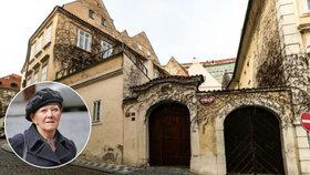 Herečku Hadrbolcovou (82) šikanují sousedé: Jsou tam dva hajzlové...
