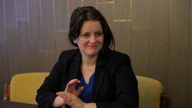 Ministryně Maláčová pro Blesk: O odebírání dávek i připlácení živnostníků na důchod