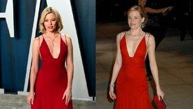 Stejné šaty jako před lety: Celebrity recyklují oblečení i na červeném koberci!