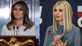 Macecha Melania si došlápla na Ivanku: Intriky Trumpových žen odhalila nová kniha