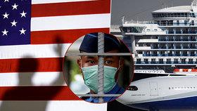 Jsme jako rukojmí, zlobí se pasažéři výletní lodi v karanténě. A vláda to schytala za evakuaci