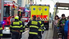 Tragická nehoda na Žďársku: Chodec zemřel po srážce s autem