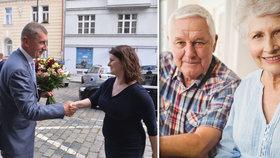 Důchody přes 15 tisíc. Vláda chce dát seniorům víc, než musí. Domluví se?