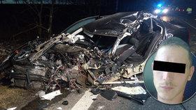 Martin (†30) zemřel po srážce s kamionem: Dvě malé holčičky přišly o tátu