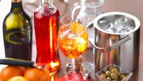 Aperol – víte, že receptura tohoto likéru je tajná?