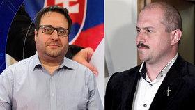 """Extremisté na Slovensku posilují: """"Kotlebu nevolí jen nevzdělaní,"""" říká expert"""