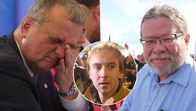 """Vondra otočil a rýpe do """"chvilkařů"""", přisadil si i Kalousek. Politolog vidí jasný cíl"""