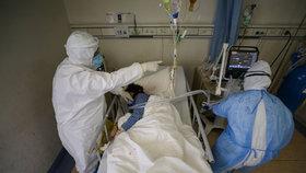 Měl být vyléčený, ale zemřel. Muž (†36) podlehl koronaviru po propuštění z nemocnice