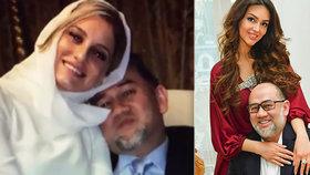 Zničila manželství Miss Moskvy a sultána záhadná Češka? Diana volala hned po svatbě