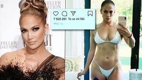 Sexy JLo nestárne! Ukázala žhavé tělíčko a sklidila miliony lajků