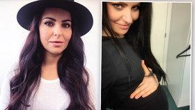 Zpěvačka Katarína Knechtová je těhotná?! Její profil zasypaly gratulace