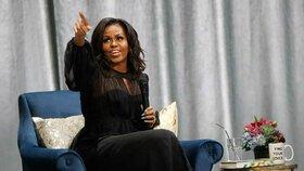 Obamová se rozpovídala o rasismu: Bílí nás ani nevidí, posteskla si bývalá první dáma