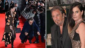 Je to starý škrt! Al Pacina (79) odkopla o 39 let mladší přítelkyně. Prý jí nekupoval dárky
