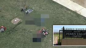 Na hřbitově našli tři mrtvoly: Zapomněl je vrah zakopat?