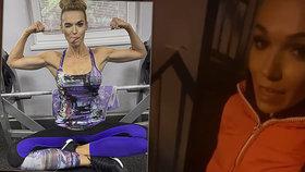 Odhodlaná Mašlíková vzkazuje fanouškům: Nakopejte sami sebe do prd...!
