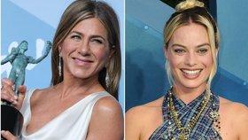 Nejlépe placené herečky Hollywoodu: Kolik si vydělají Jennifer Aniston nebo Margot Robbie?