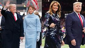 Melania a Trump: U první dámy a prezidenta se něco změnilo, míní expertka na řeč těla